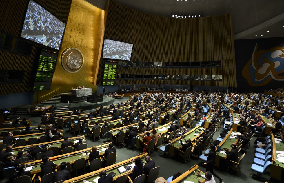 Armi convenzionali: vota l'Onu, vince Obama