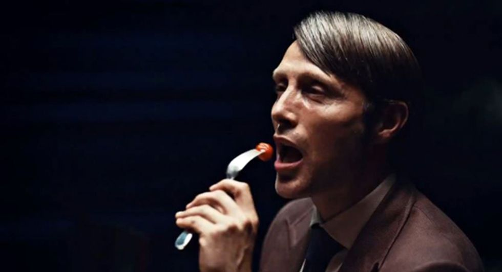 E stasera si parte con Hannibal. Nell'attesa: promo!