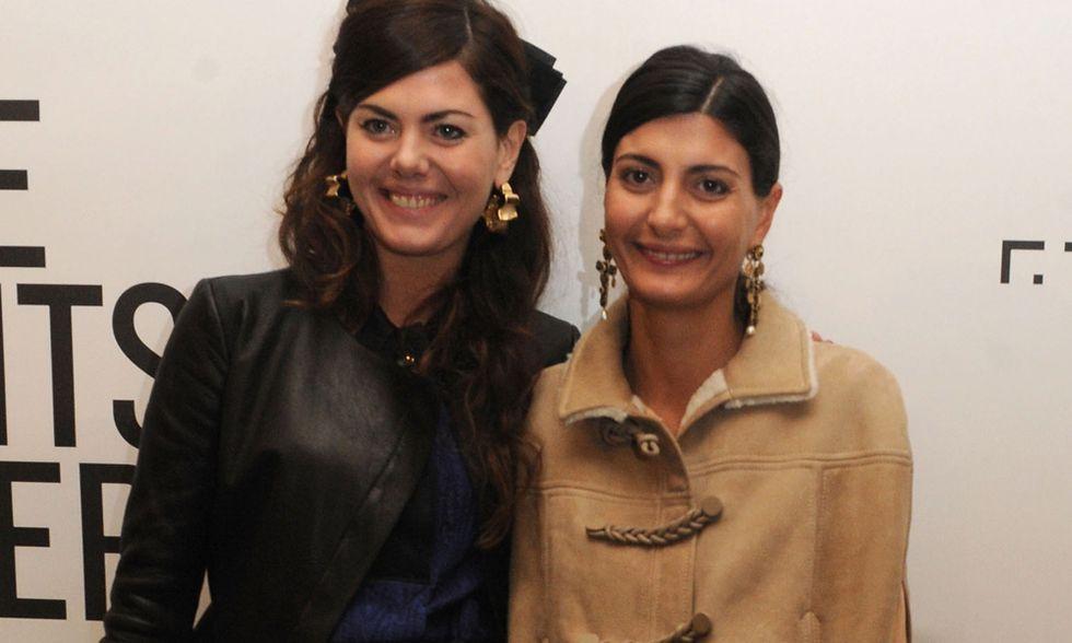 Due sorelle (Giovanna e Sara) e la Battaglia della moda