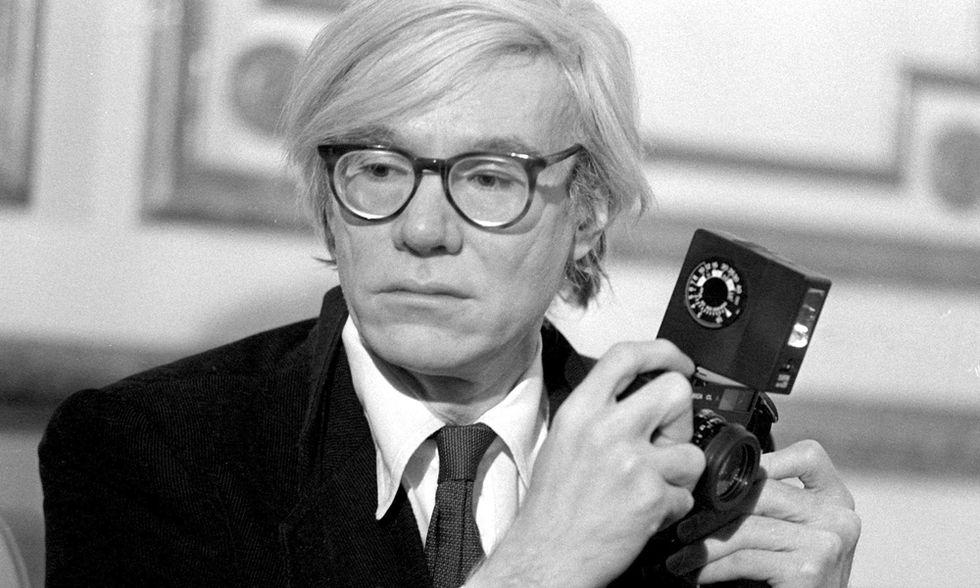 Lo stile Andy Warhol? Una questione essenziale