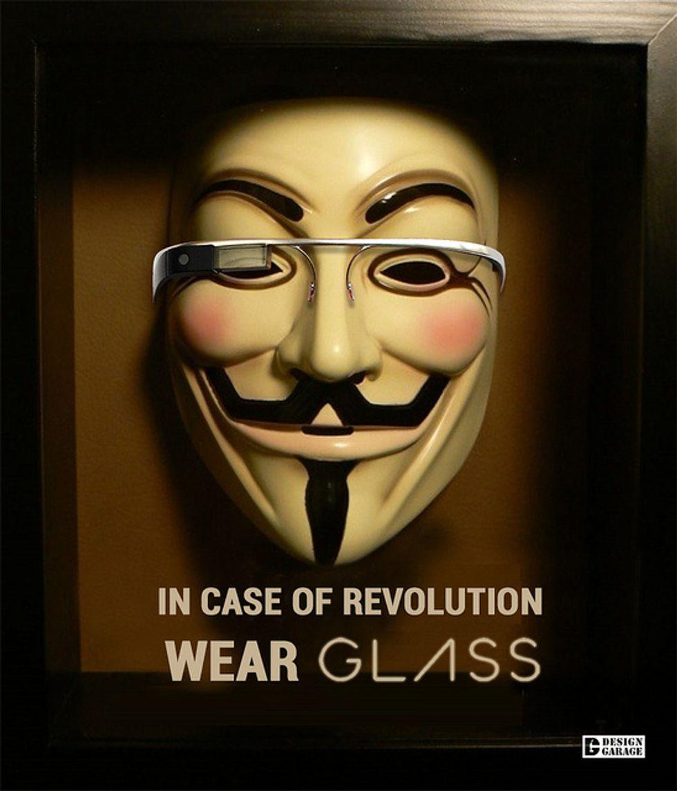 Google Glass, anche la Cina ne ha un paio