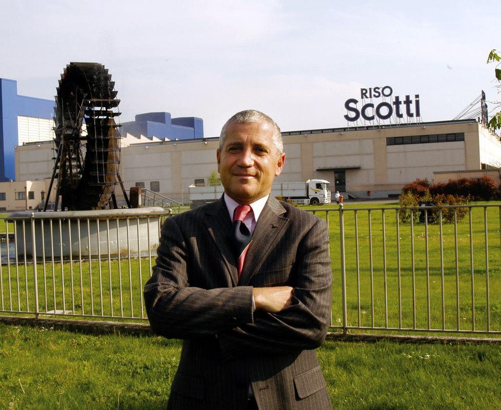 Il riso Scotti e l'operazione spagnola