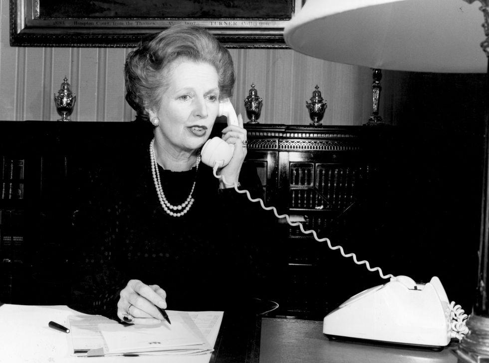 Viva Margaret Thatcher