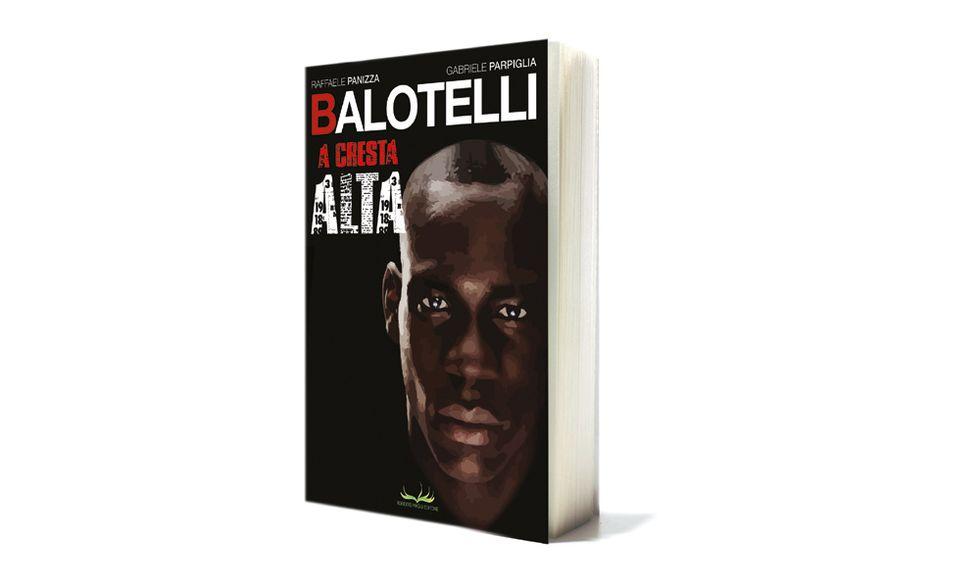 Quando Mario Balotelli si disegnava con la pelle rosa