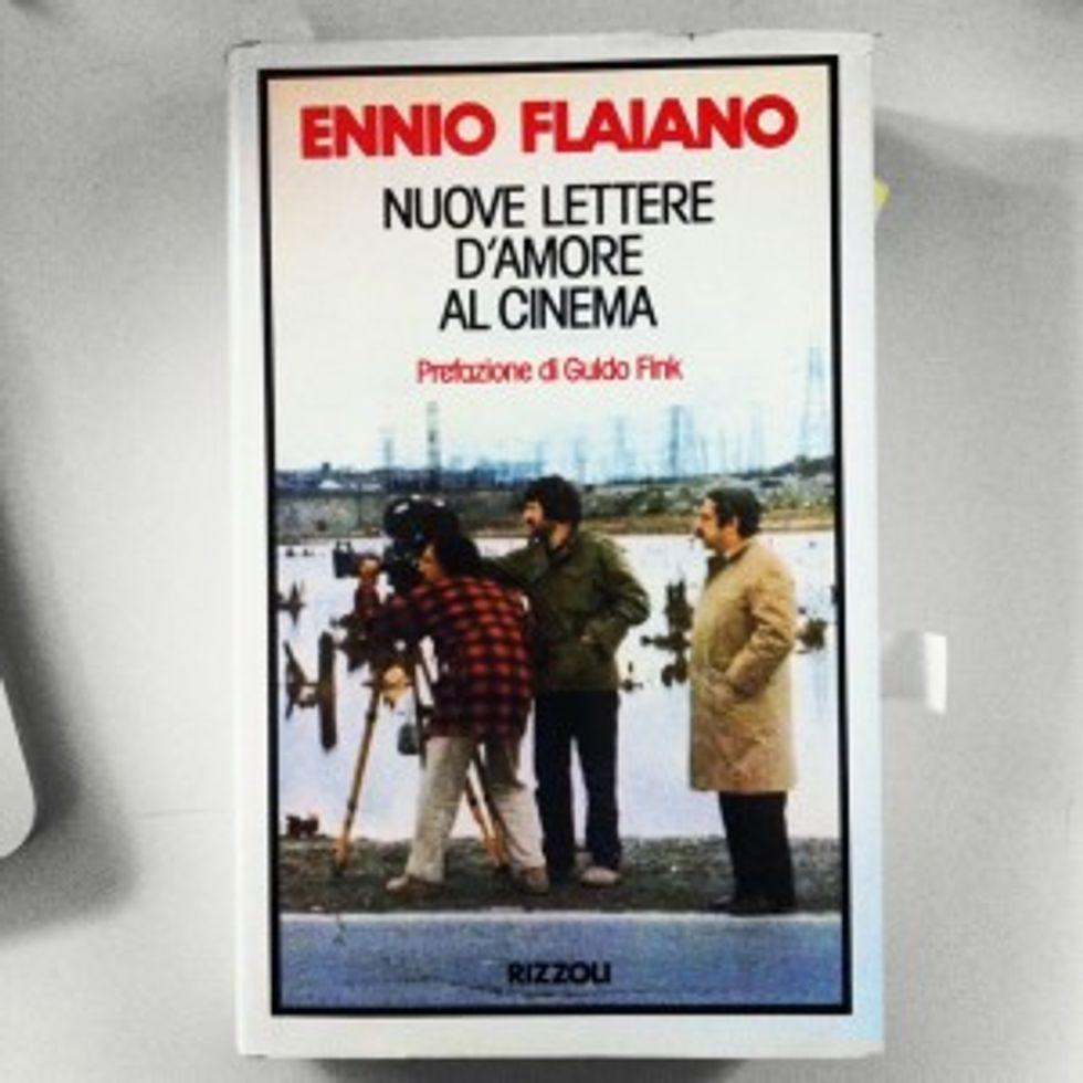 Lettere d'amore al cinema (da Greenaway e Flaiano): letterario o visivo, basta che sia intelligente