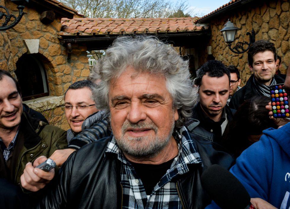 Movimento 5 Stelle: così scompaiono (dal sito) i 571 mila euro raccolti