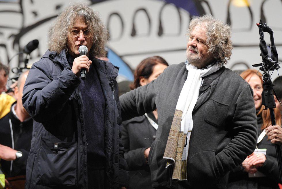 Grillo e Casaleggio: ecco come hanno imbavagliato il M5S
