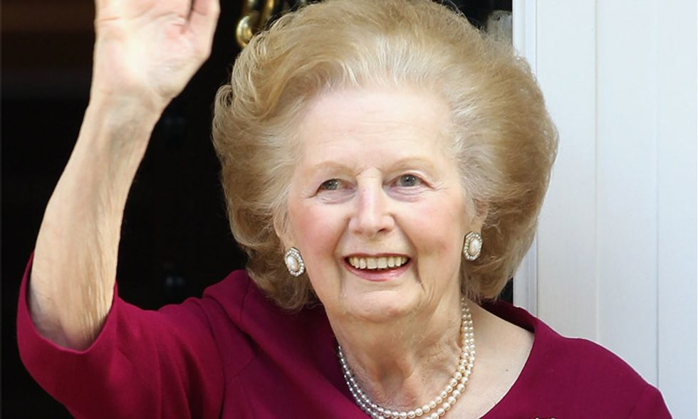 È morta Margaret Thatcher: 4+1 libri per ricordarla