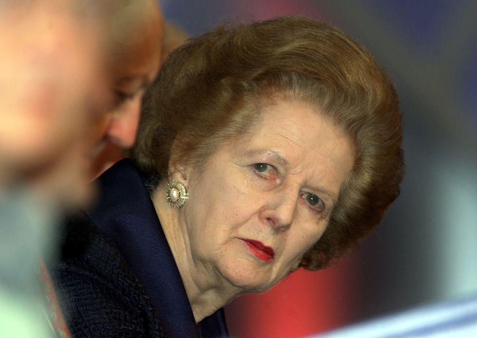 Margaret Thatcher, la politica, la vita