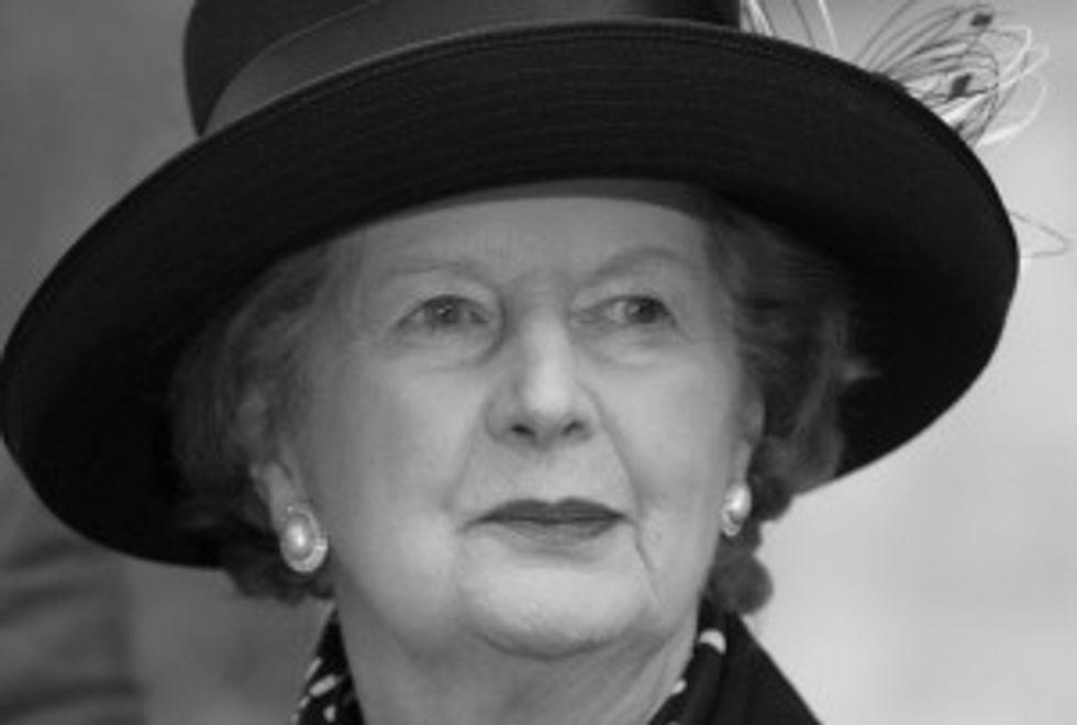Margaret Thatcher, amata e odiata