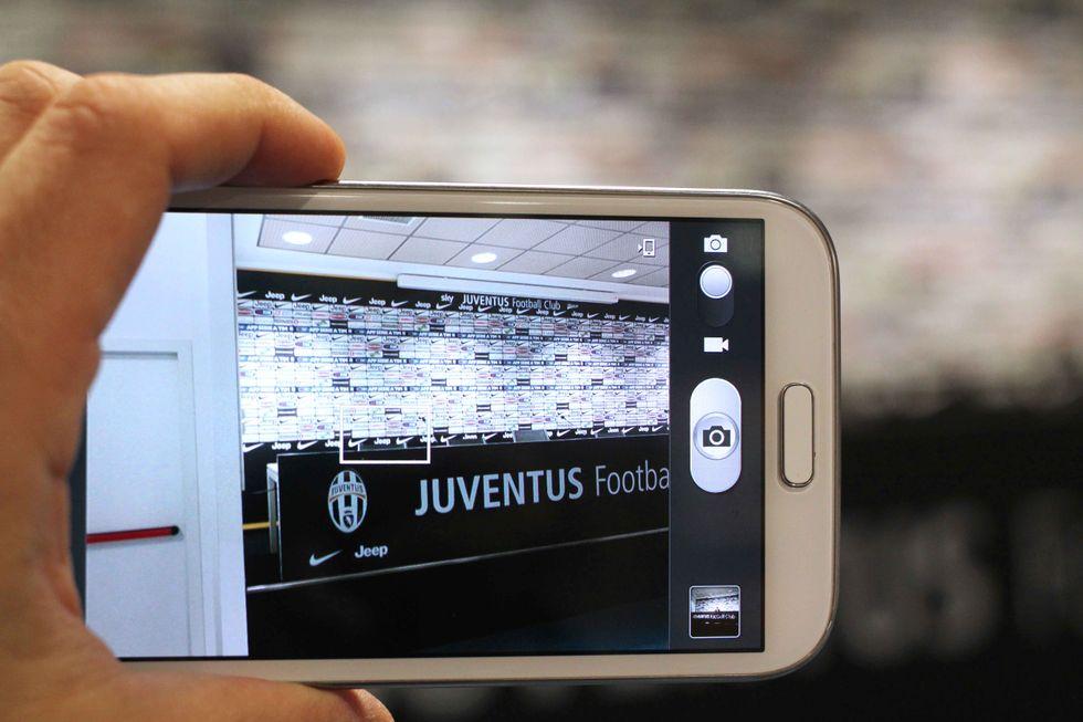 Samsung Galaxy Note II: la nostra prova… allo Juventus Stadium