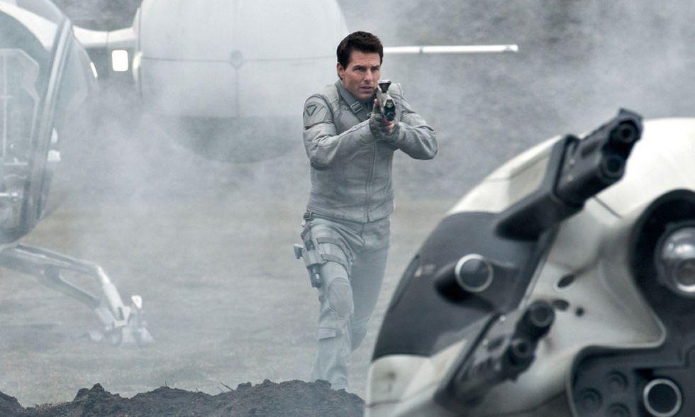 Oblivion, il film con Tom Cruise: pregi e difetti