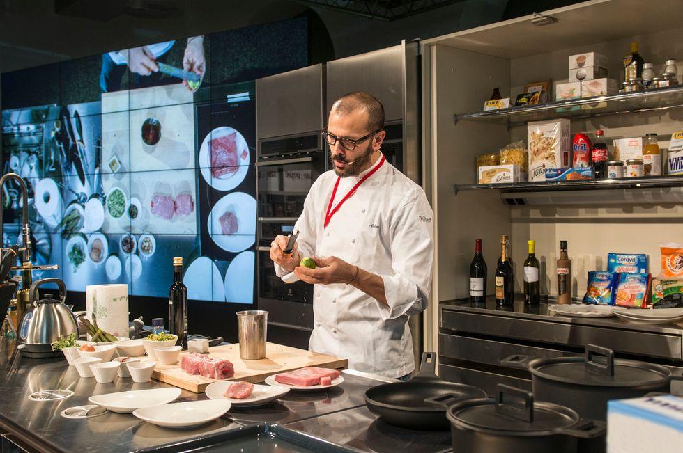 Food Experience Mondadori, cibo e design al FuoriSalone