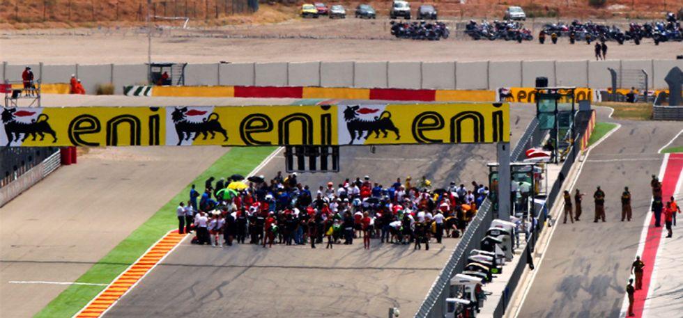 Aragon: occhi puntati su Aprilia e BMW