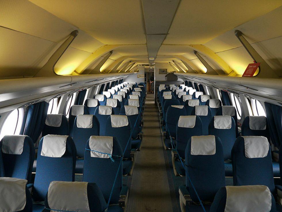 Con un'app si può dirottare un aereo di linea