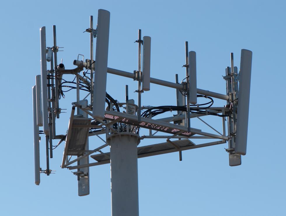 Wind sale a bordo della rete LTE