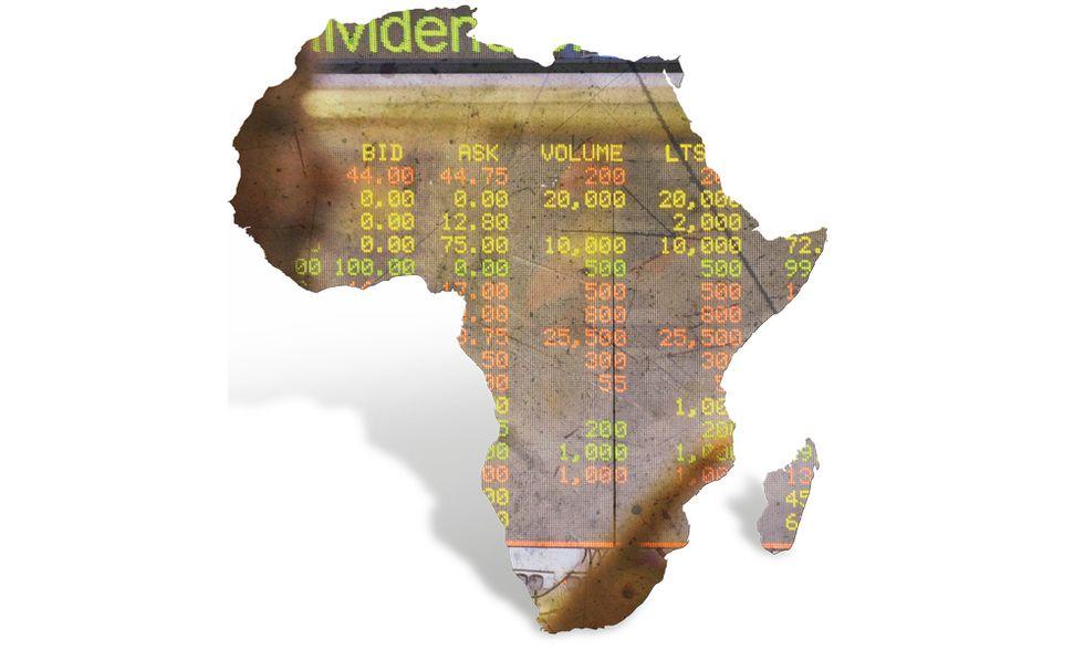 Africa, nuovo Eldorado della finanza