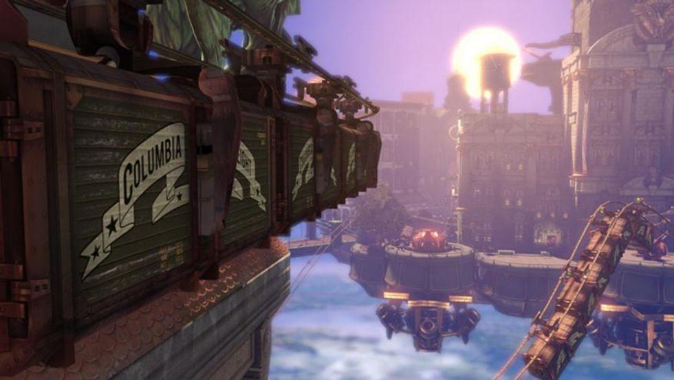 BioShock Infinite, esplode il fenomeno