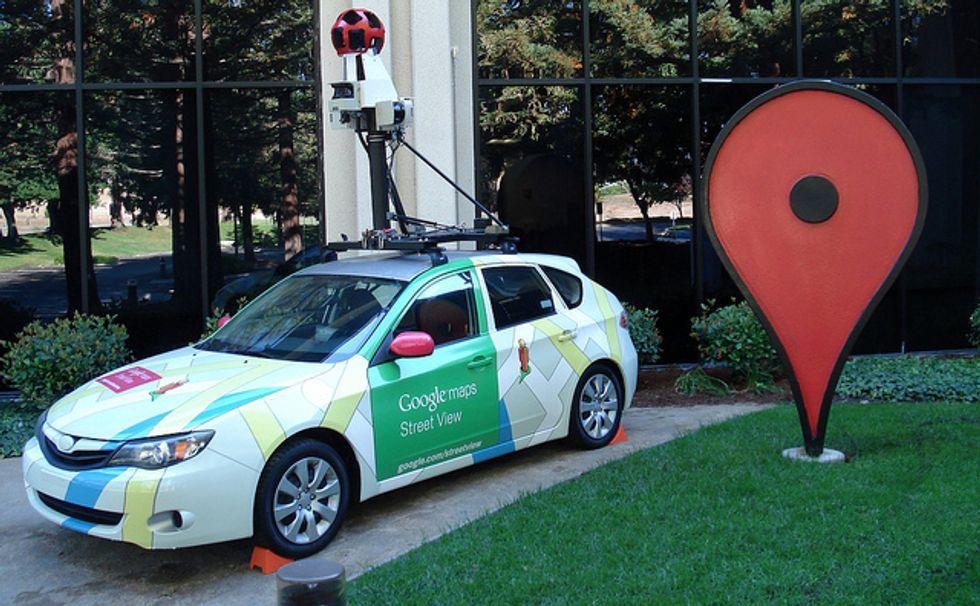 Arriva Hyperlapse, Google Maps e Street View alla velocità della luce