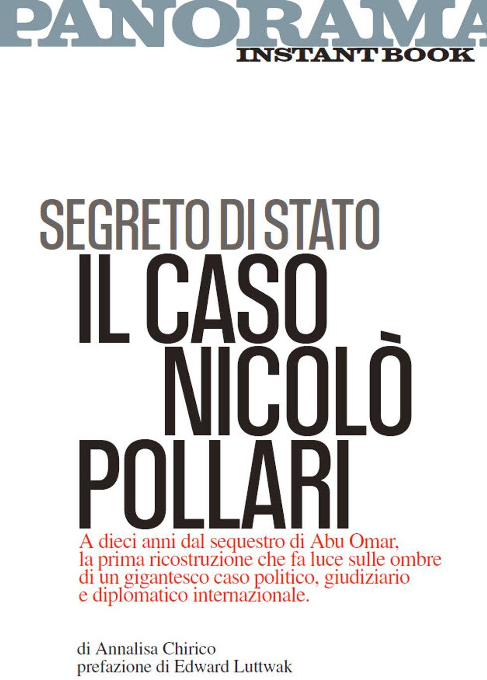 Segreto di Stato. Il caso Nicolò Pollari