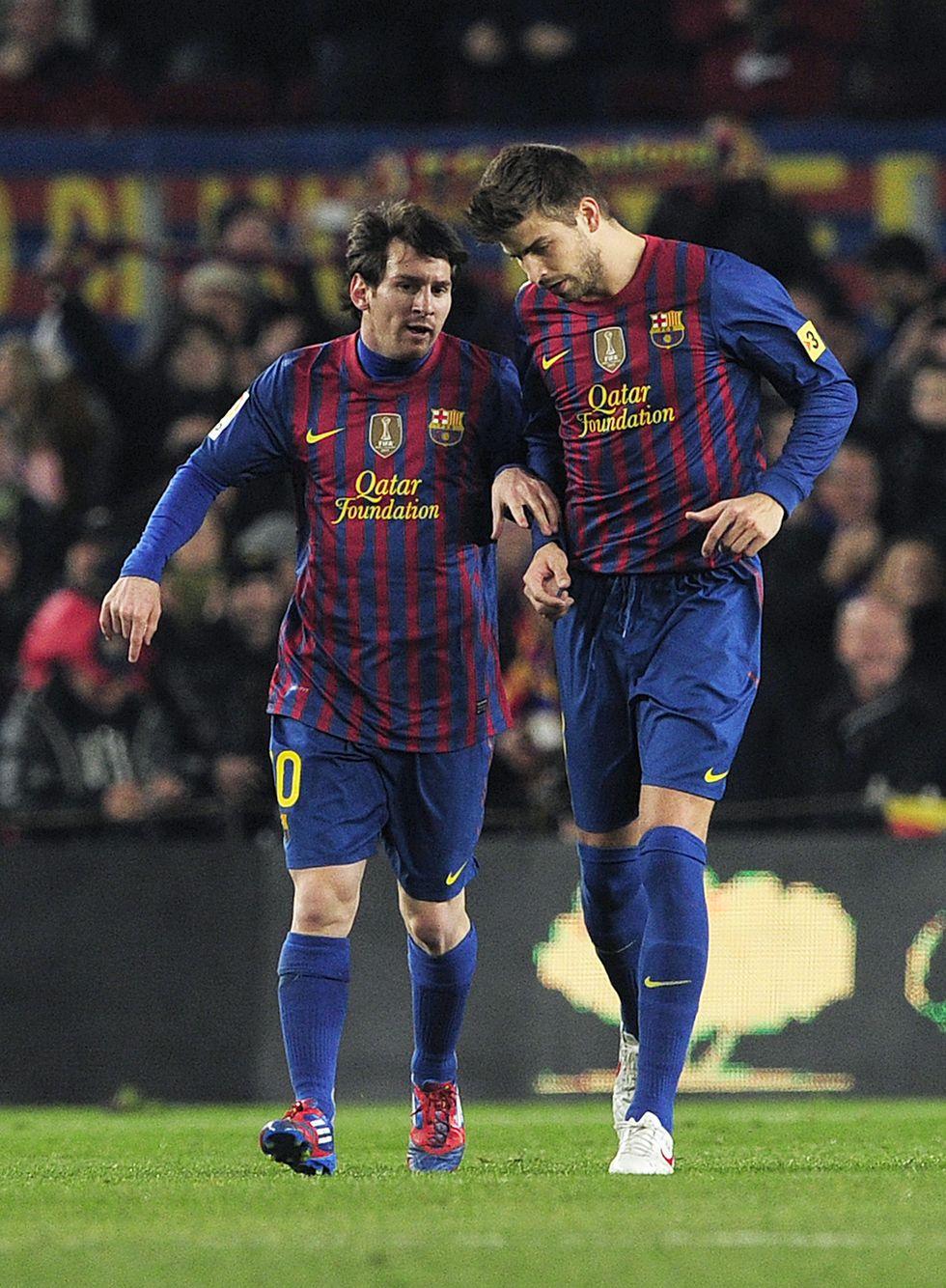 Barça nei guai: spiati Messi e Piquè, dirigenti e politici