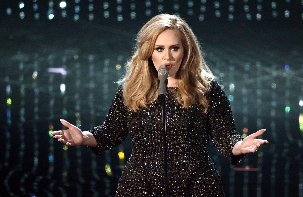 Adele: un duetto con Robbie Williams?