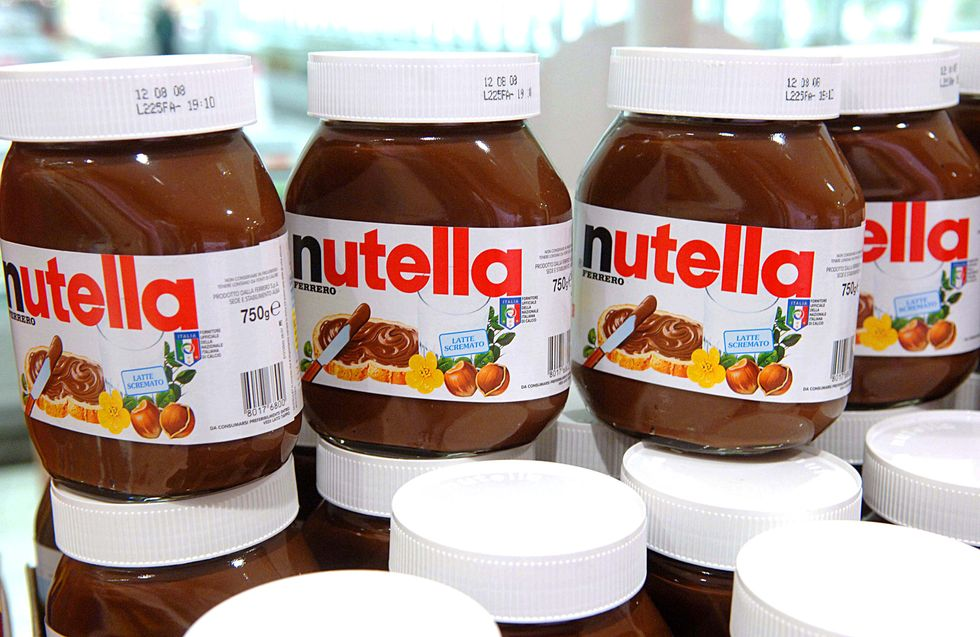 """Nutella e gli altri 7 brand italiani """"no - Borsa"""""""