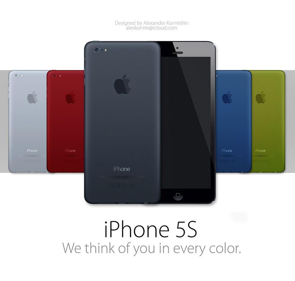 iPhone 5S, si prevedono 3 diverse dimensioni per il display