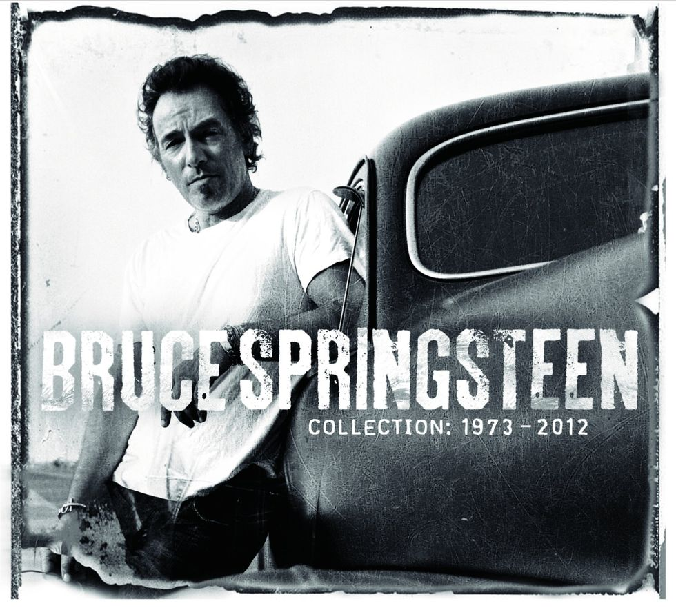 Bruce Springsteen: esce oggi Collection 1973-2012