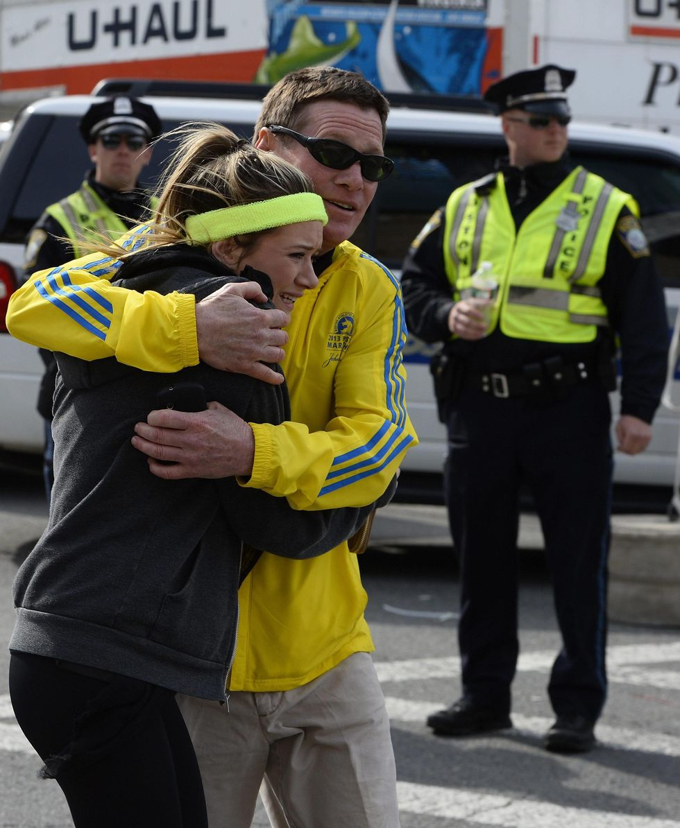 Matrice interna per l'attentato di Boston