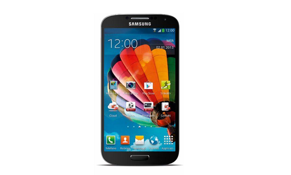 Samsung Galaxy S4: in Italia sarà quad-core