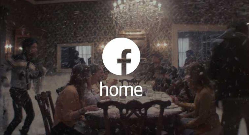 Ecco perché con Facebook Home guadagna Google