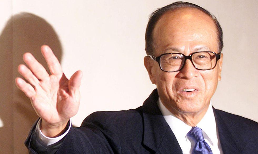 Miliardari cinesi - Li Ka-Shing: altro che La7, voglio Telecom
