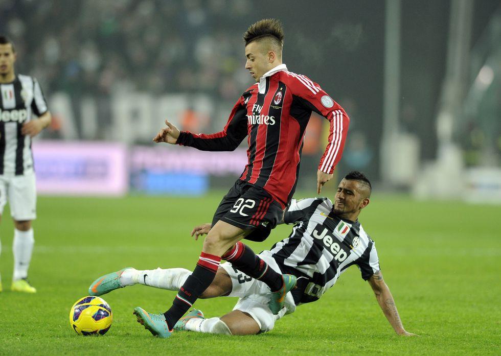 Classifica scontri diretti: male il Milan, vola la Fiorentina