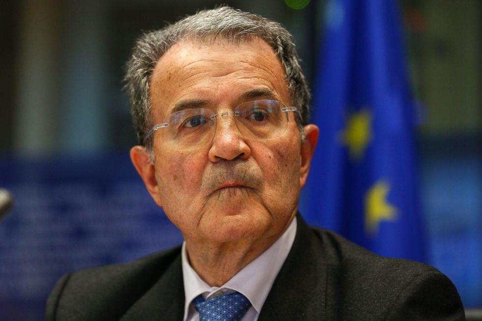 Romano Prodi, l'uomo, il politico, la storia