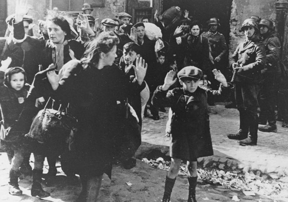 La rivolta del ghetto di Varsavia: 70 anni celebrati in 3 libri