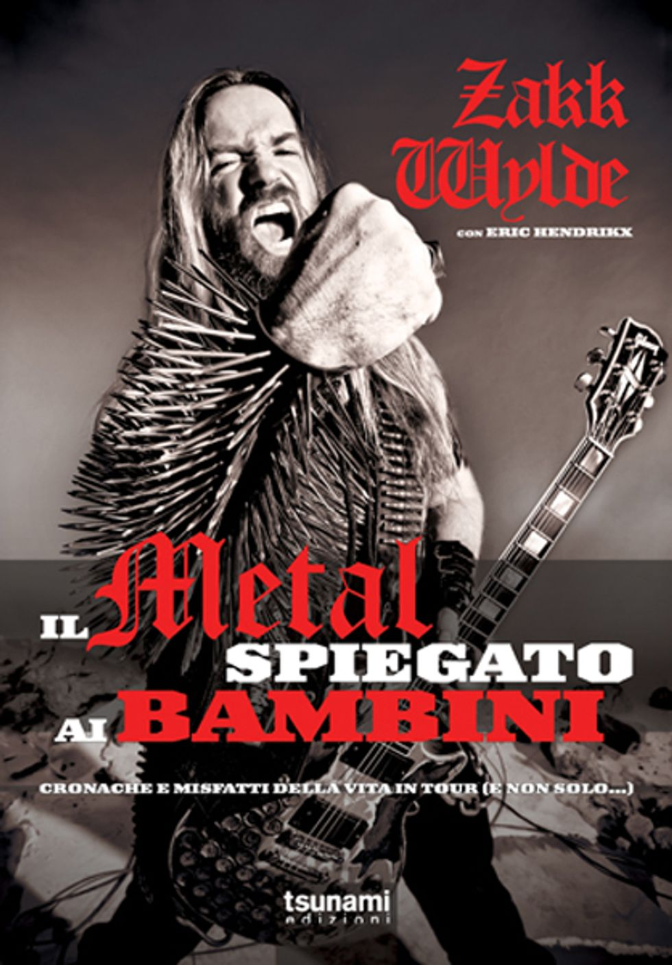 """""""Il metal spiegato ai bambini"""", un libro del chitarrista di Ozzy Osbourne"""