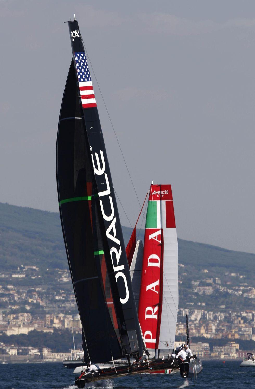 America's Cup, la regola che ha penalizzato Oracle