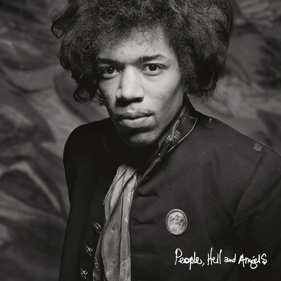 People hell and angels: Jimi Hendrix raccontato da Eddie Kramer
