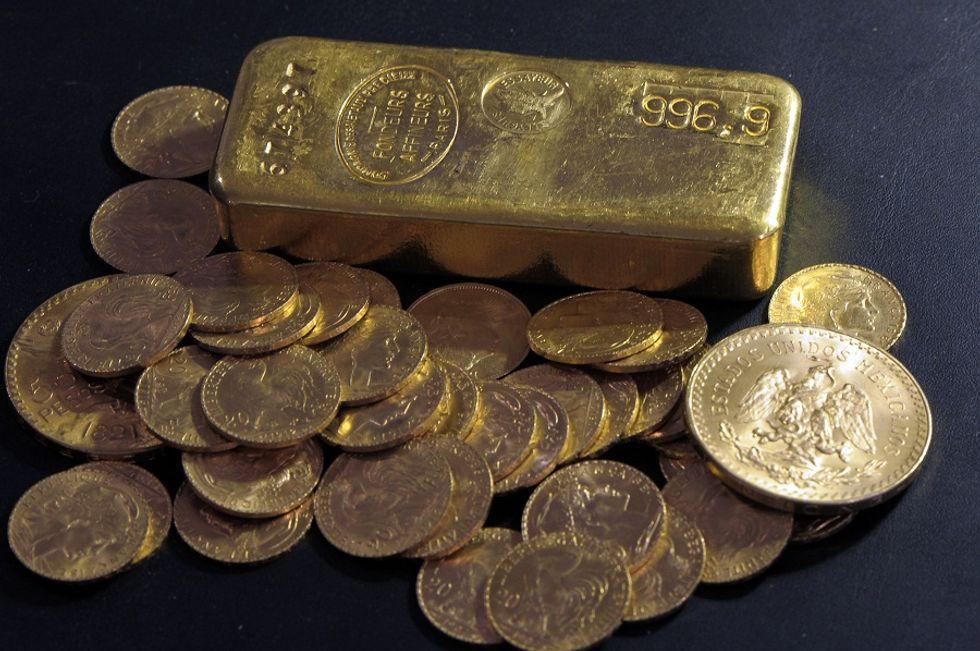 Oro in calo: cosa succede e cosa fare