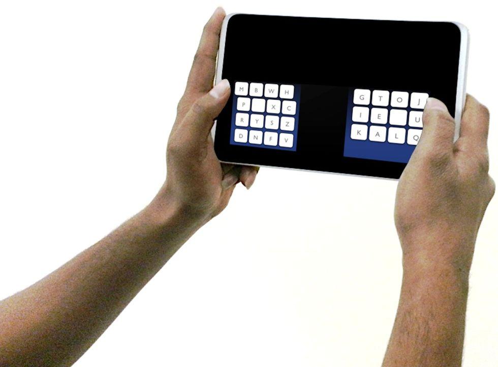 Addio QWERTY, benvenuta KALQ. Ecco la tastiera ideale per i touchscreen