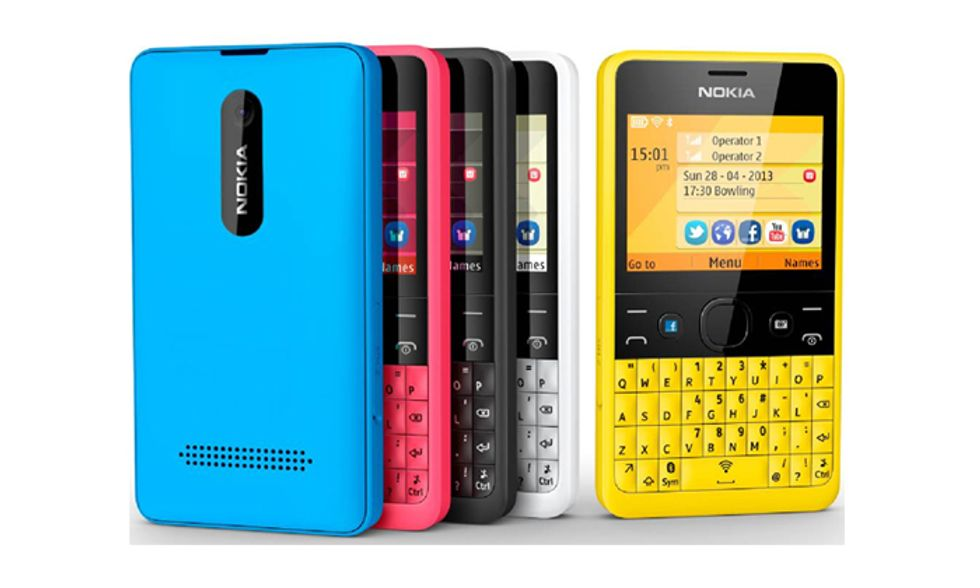 Nokia Asha 210, il WhatsApp-fonino