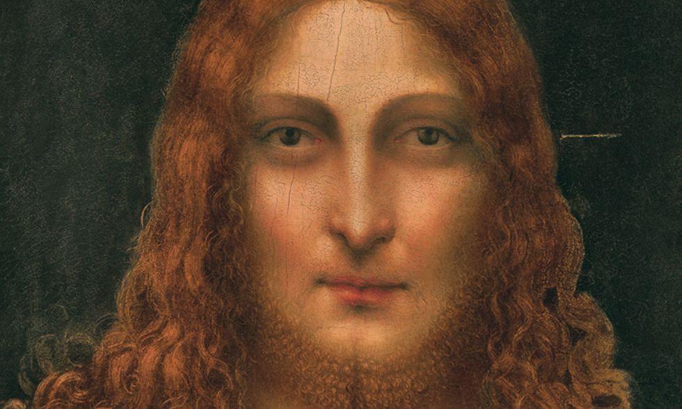 Anche se non è Leonardo da Vinci, è un capolavoro