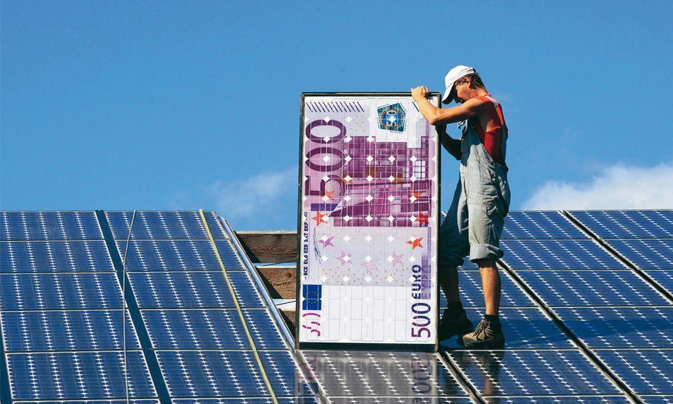 Il fotovoltaico sfonda il tetto di incentivi e oneri
