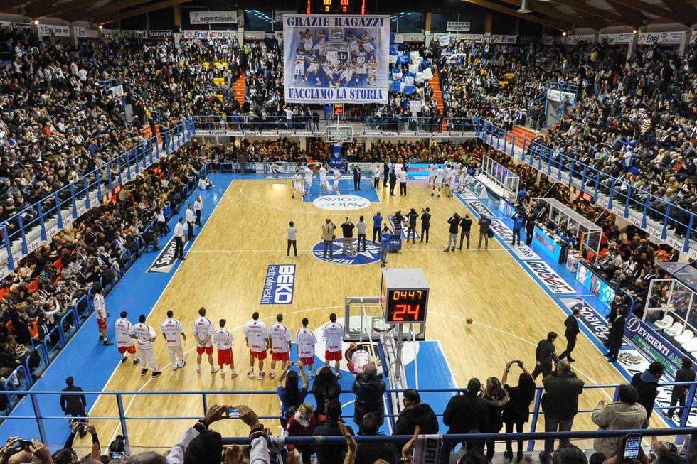 Basket, Lega A da record. Nove milioni di italiani interessati