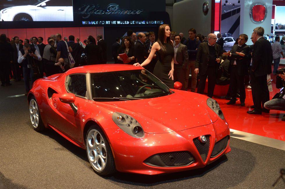 Fiat, Chrysler vola e ora anche l'Alfa Romeo sbarca negli Usa
