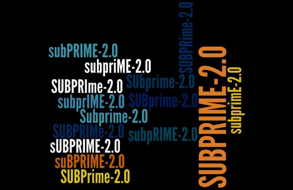 Subprime 2.0, se negli Usa riparte il ballo del mattone (con mutui concessi a raffica)