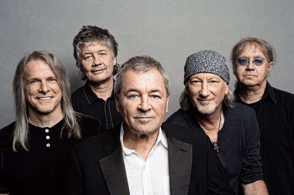 Deep Purple: esce Now What?! - Intervista a Ian Paice