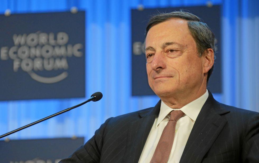 No, Mario Draghi non è morto