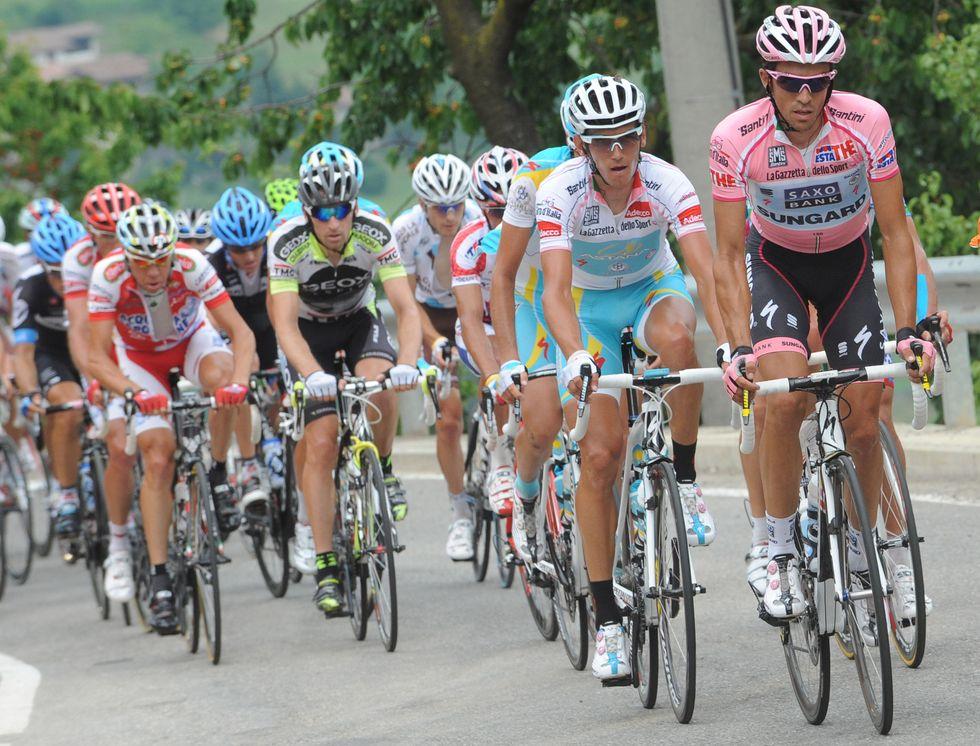 Il Giro d'Italia vale 500 milioni. Ma sponsor e tv…